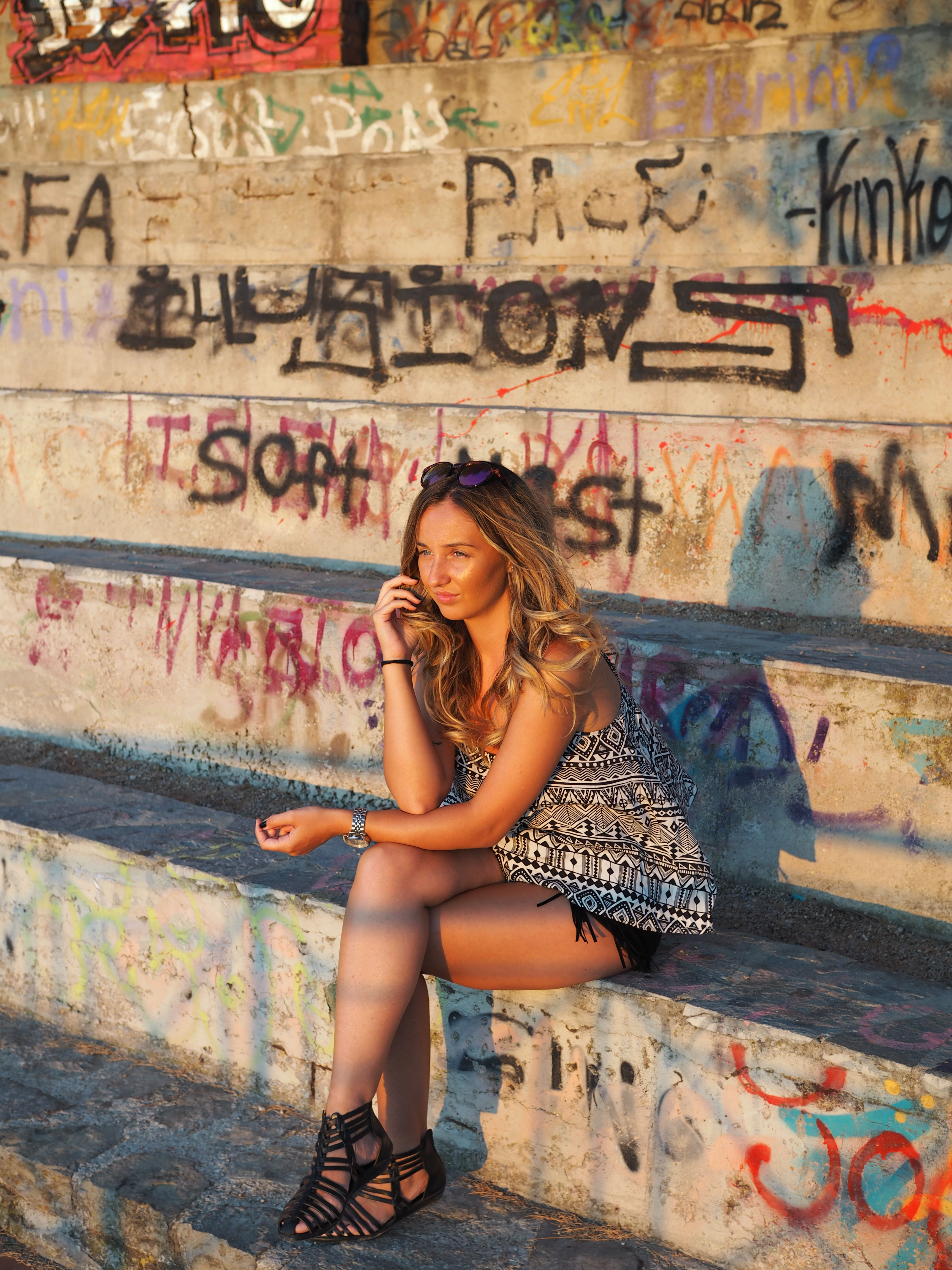 Model Hooker in Chalkida